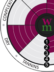 Wheel Play Wine Search Tool