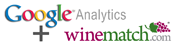 Google Analytics & WineMatch